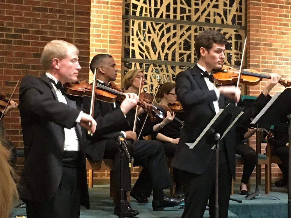 NC Chamber Orchestra