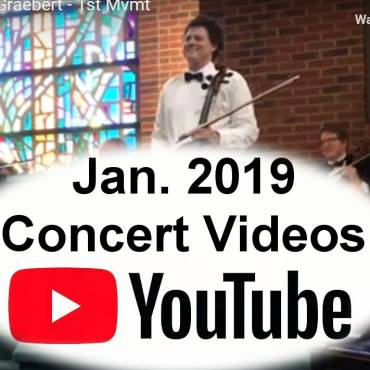 Jan. Concert Videos