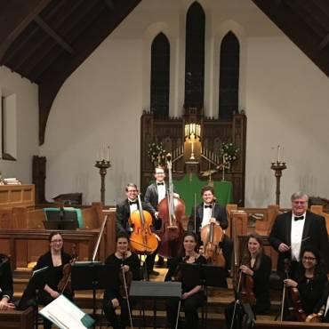 Jan. 19th Concert – St. Mary's Episcopal Church