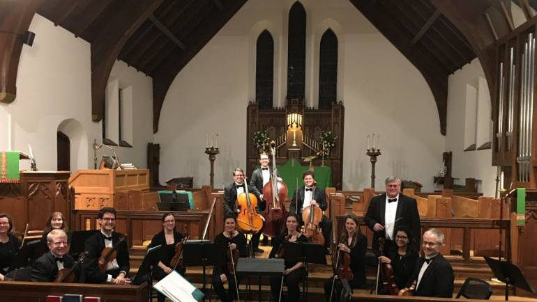 Jan. 19th Concert – St. Mary's Episcopal Church