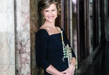 The Brilliant Trumpet – Ashley Hall