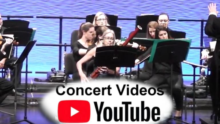 Jan. 11th – Concert Videos