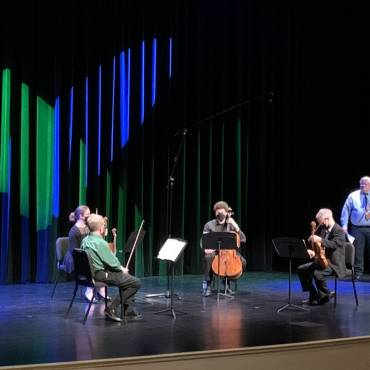 NC Chamber Quartet at Well Spring