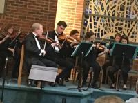 NC Chamber Orchestra - Premier Concert